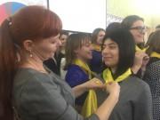 Первокурсников факультета социальной и коррекционной педагогики посвятили в студенты