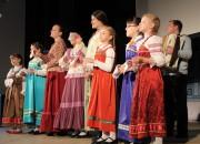Участники «Славянского клуба» Центра дополнительного образования Лицея № 8 «Олимпия» – ансамбли «Потешка»  и «Златица»