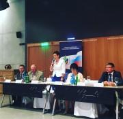 ВГСПУ принял участие в работе XXVII Внеочередной выборной конференции Волгоградской областной организации Профсоюза работников народного образования и науки РФ