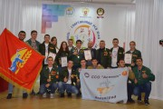 Студенты ВГСПУ приняли участие в фестивале-спартакиаде Российских студенческих отрядов ЮФО