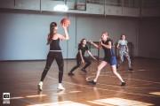 В ВГСПУ прошел «Кубок первокурсников» по стритболу среди девушек