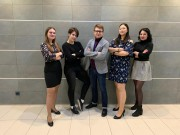 Студентки ВГСПУ приняли участие в финале Всероссийского конкурса на лучшую организацию деятельности студенческого самоуправления