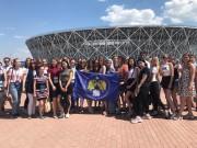 Студенты и преподаватели ВГСПУ приняли участие в Первом межрегиональном форуме молодежного предпринимательства «За бизнес»