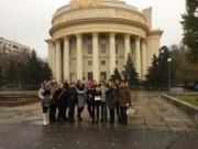 Экскурсия по Волгограду для студентов РГПУ