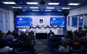 Пресс-конференция руководителей фонда в агентстве ТАСС