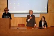 Приветствие декана филологического факультета Р.И. Кудряшовой