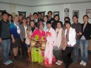 Ректор и студенты Чанчуньского университета