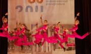 Танцевально-спортивная композиция коллектива «Автограф»
