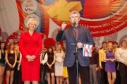 На фестивале присутствовали А.Г. Бровко и Т.В. Яковлева