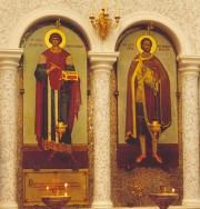 Церковь Сергия Радонежского — работа А.Г. Бровко