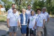 Организаторы и преподаватели юбилейной Психологической школы
