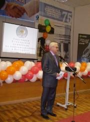 Председатель комитета по образованию администрации г. Волгограда Е.В. Пушкин