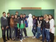 Открытие школы юного педагога