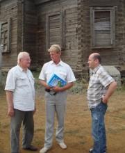 Экспедиция на «вершину» Волгоградской области