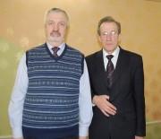 Проф. В.И. Аннушкин и проф. ВГПУ В.И. Супрун