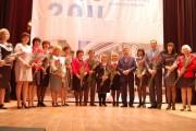 В. Зубков с лучшими педагогами