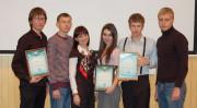 Члены жюри и победители игры