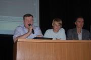 Ведущий - М.С. Певнев, игровое жюри: Д. Тушканов, А. Прошин