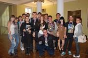 Новые участники эрудит-движения ВГСПУ