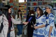 Представительницы факультета социальной и коррекционной педагогики