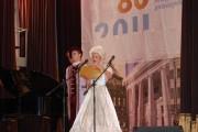 Елизавета Петровна зачитывает исторический указ