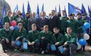 Ректор, депутаты Госдумы и штаб стройотрядов ВГПУ