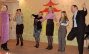 Жюри танцует
