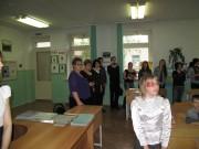 Французская делегация в МОУ «Начальная школа детский сад № 8 компенсирующего вида»