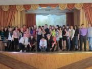 преподаватели, магистранты ВГСПУ и студенты техникума