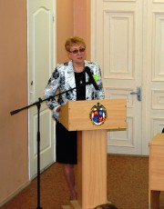 Л.И.Гриценко, доклад