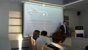 Выступление партнеров проекта