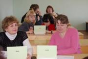 На мастер-классе Т.К. Смыковской