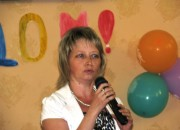 Идейный вдохновитель форума М.В. Николаева