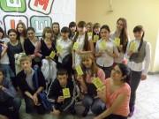 Участники ШМИШ с организаторами