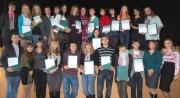 Стипендиаты Фонда Потанина 2011-2012 года