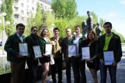 Студентов ВГСПУ отметили благодарностью Правительства   Российской Федерации