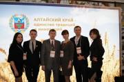Проект волгоградских студентов поддержали в Барнауле