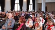 Участники «III слета отрядов юный Сталинградец»