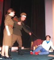 Сцена из постановки «Мы помним»