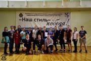 В ВГСПУ прошли новые этапы соревнований Спартакиады общежитий