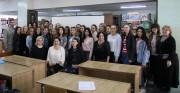 Участники секции Формирование традиционных семейных ценностей в среде подростков и студенческой молодежи