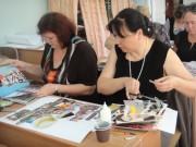 Творят учителя МОУ СОШ № 54 - О.Н. Бояркина и М.Ф. Калинина