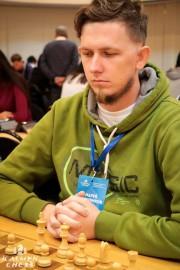 Студенты ВГСПУ приняли участие во II Всероссийском шахматном турнире «Kalmyk Chess»