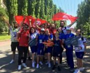 Волонтеры и контролеры-распорядители из ВГСПУ демонстрируют высокий класс  работы