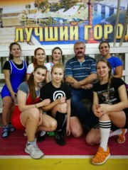 Студенты ВГСПУ стали победителями Открытого лично-командного чемпионата Волгоградской области по пауэрлифтингу