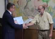 ВГСПУ чествует преподавателя, известного краеведа Сергея Моникова