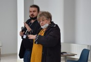 Преподаватели и студенты института русского языка и словесности ВГСПУ  - активные участники фестиваля литературной фантастики