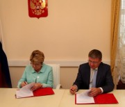Россотрудничество и три российских вуза подписали Соглашения о взаимодействии