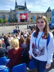 Студенты ВГСПУ приняли участие в подготовке мероприятий празднования Дня Победы в России