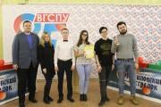 Студенты ВГСПУ сразились в интеллектуальной битве